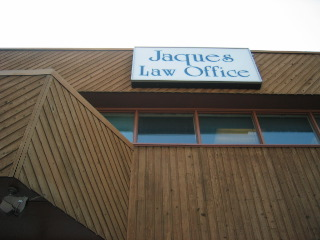 Jaques Law Office Logo